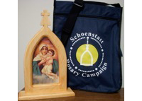 Pilgrim Shrine with Tote Bag